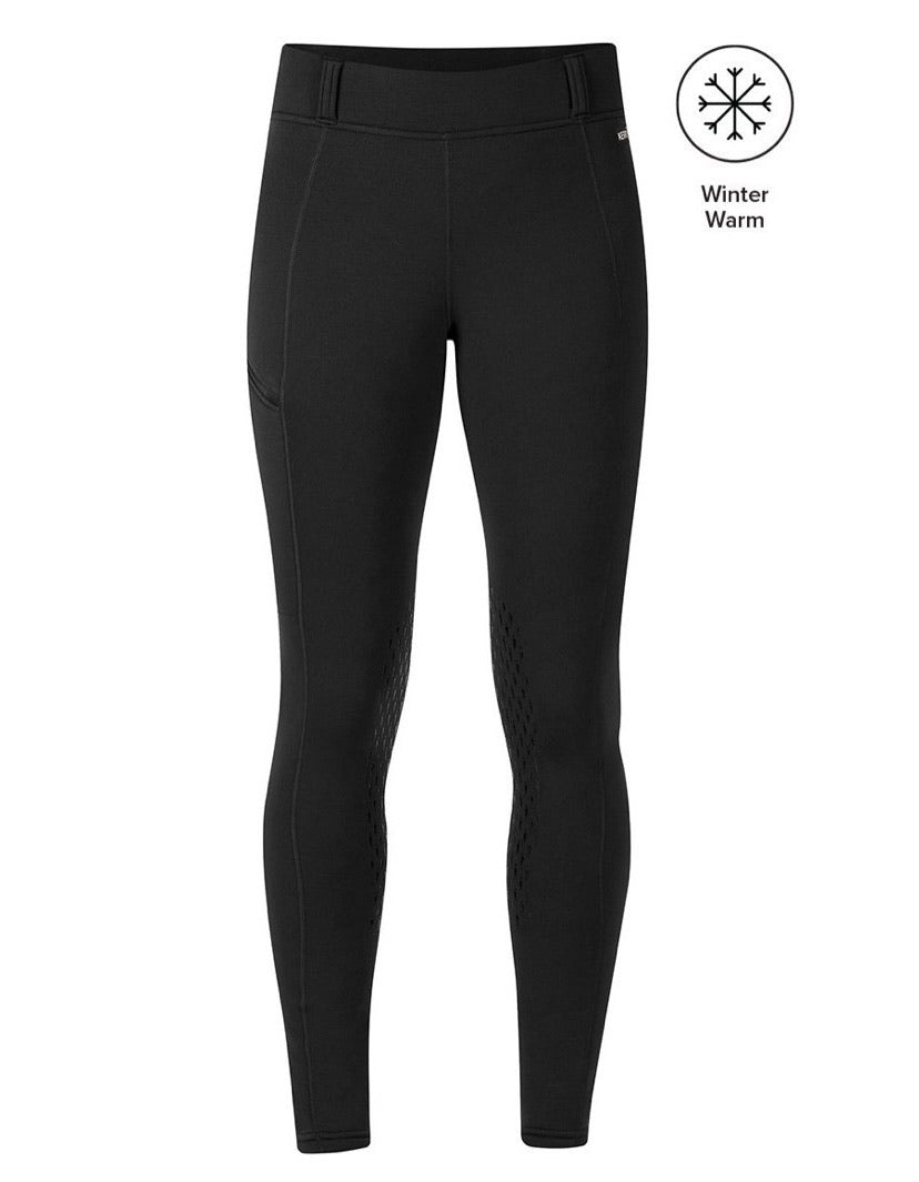 Women's Kerrits Power Stretch® Knee Patch Pocket Tight