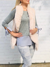 Load image into Gallery viewer, Coronet Collection - Signature Faux Fur Vest