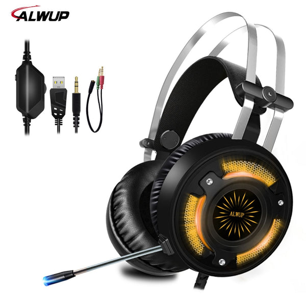 Gaming Headphones with Mic; for PC, Xbox One, and PS4 Headset with mic Mic - Sam's Gaming Store