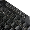 Limited Stock! Keyboard with Color Luminous Multimedia Ergonomic Gaming Keyboard and Mouse Set - Sam's Gaming Store