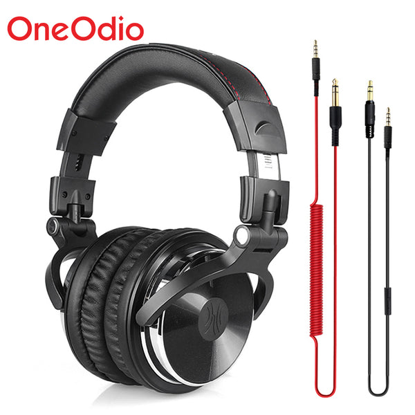 Oneodio Professional Studio DJ Stereo Headphones with Mic for Studio & Gaming - Sam's Gaming Store