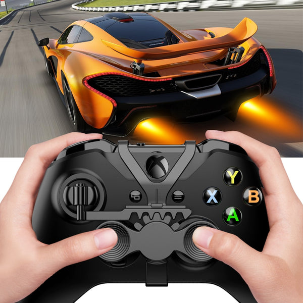 Racing Steering Wheel Controller Add-on for Racing Games Forza Project Cars NFS for Xbox One Mini All Games - Sam's Gaming Store