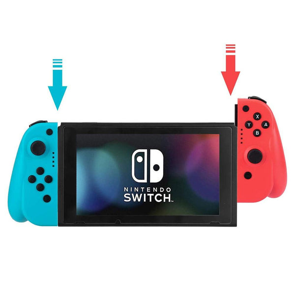 Nintendo switch gyro axis gamepad as Joy Con Controller Replacement TGJOR Left and Right Wireless Controller - Sam's Gaming Store