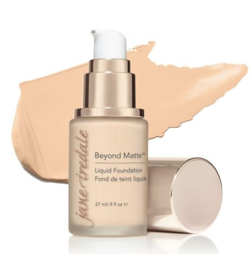 Beyond Matte Liquid Foundation - Best Seller - Shop Beauty By Elayne James
