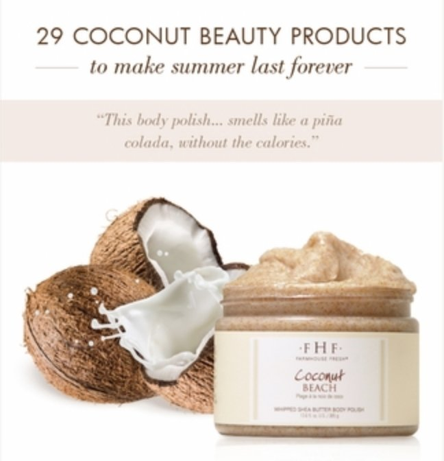 Coconut Beach® Whipped Shea Butter Body Polish - Shop Beauty By Elayne James