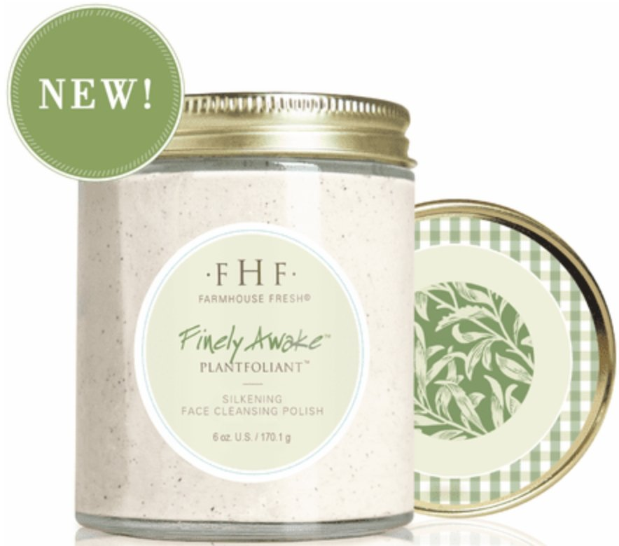 Finely Awake™ Plantfoliant™ Silkening Face Cleansing Polish - Shop Beauty By Elayne James