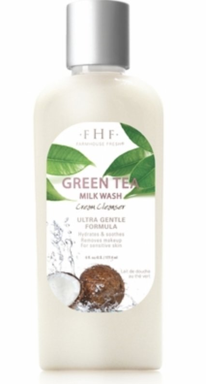 Green Tea Milk Wash Gentle Cleanser - Shop Beauty By Elayne James