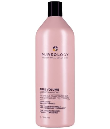 Pure Volume Shampoo Liter - Shop Beauty By Elayne James