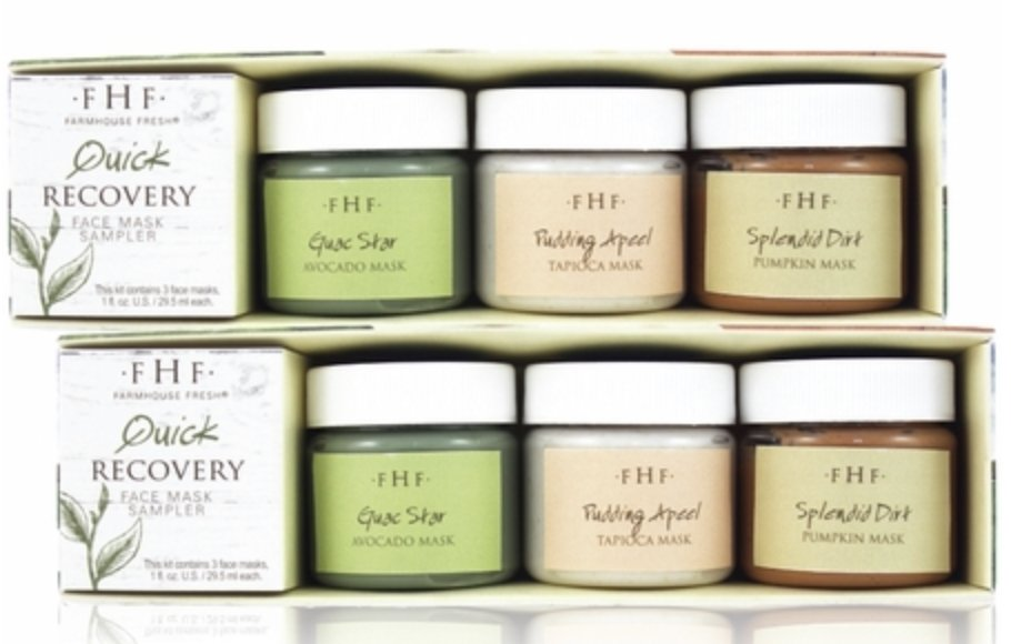 Quick Recovery Face Mask Sampler - Shop Beauty By Elayne James