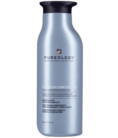 Strength Cure Best Blonde Shampoo - Shop Beauty By Elayne James