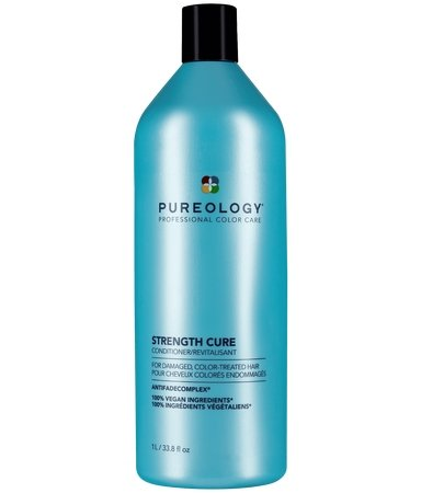 Strength Cure Shampoo Liter - Shop Beauty By Elayne James