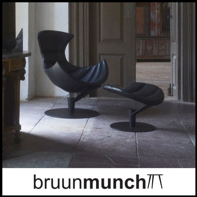 bruunmunch lobster chair and ottoman manufacturer profile pic