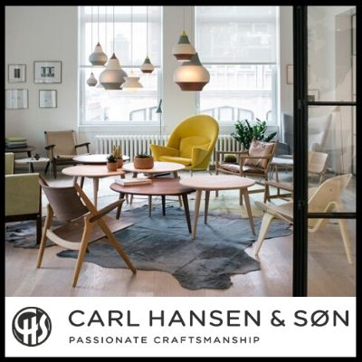 Carl Hansen and Son Showroom
