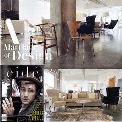 Palette and Parlor in Eide Magazine A Marriage of Design