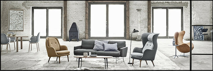 Better Know a Furniture Maker...Fritz Hansen Blog Post at Palette and Parlor