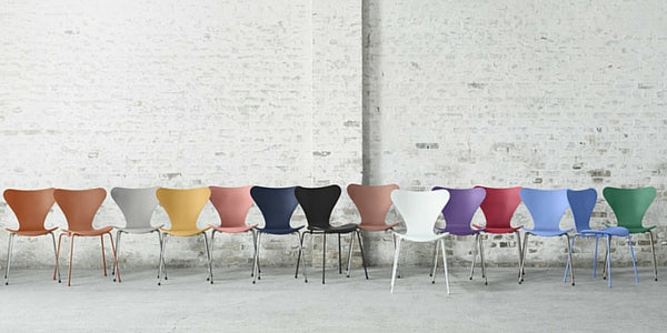 Fritz Hansen Tal R Series 7 Chairs All Colors