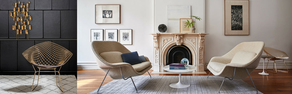 Knoll Furniture at Palette and Parlor