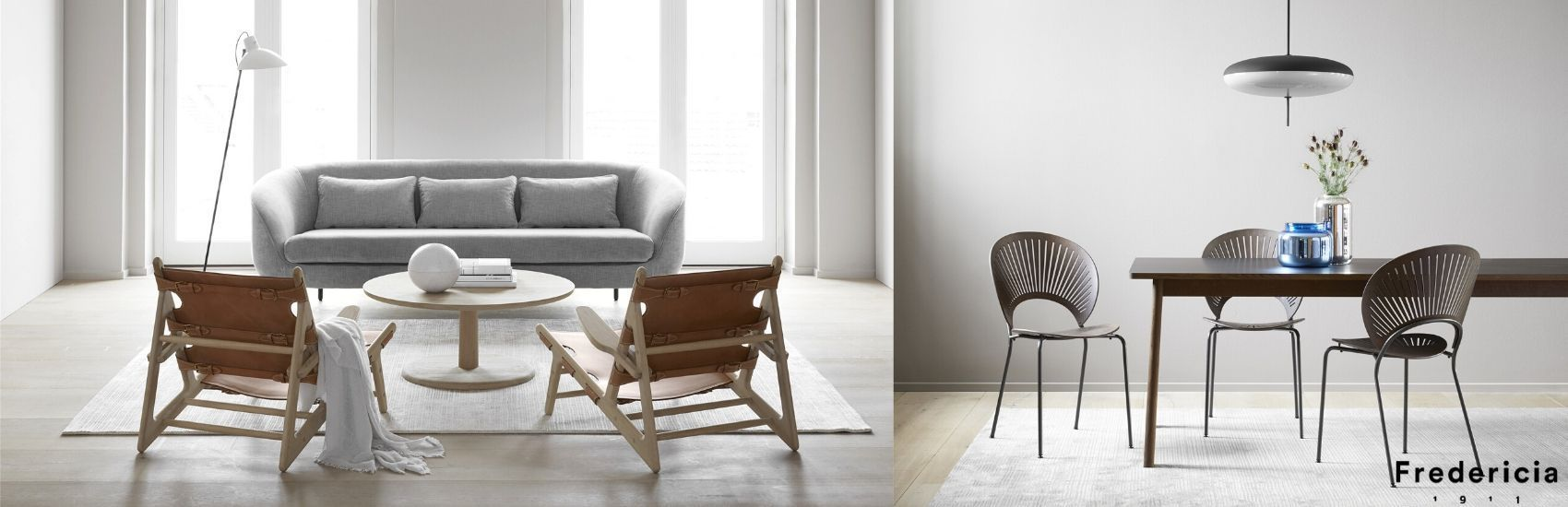 Shop Fredericia Furniture at Palette and Parlor