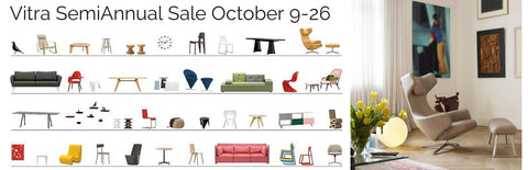 Vitra SemiAnnual Sale Palette and Parlor