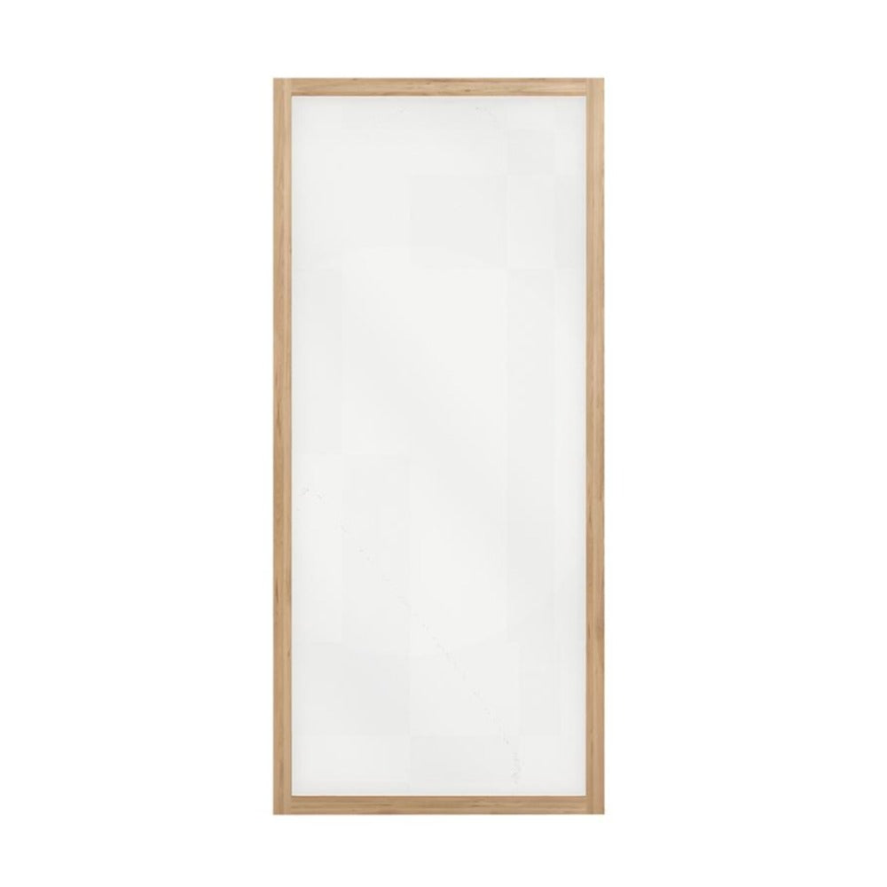 Ethnicraft Oak Light Frame Mirror