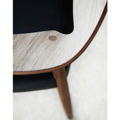 LM92T Metropolitan Chair Wood Joinery Detail Carl Hansen & Son