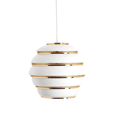 A331 Beehive Pendant Light by Alvar Aalto