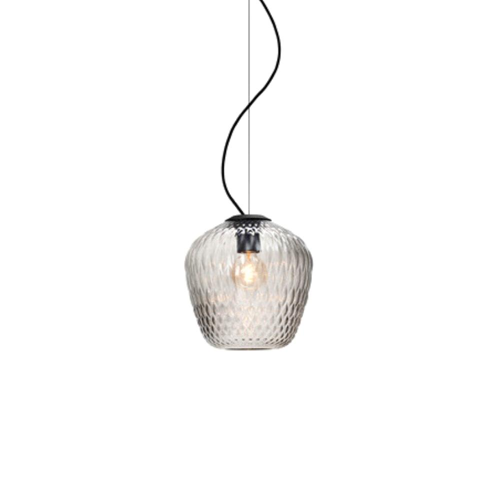 Blown SW3 Pendant Silver Luster by Samuel Wilkinson for And Tradition Copenhagen