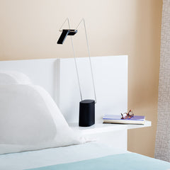 Antenna Design Sparrow Freestanding Light Bedside Knoll