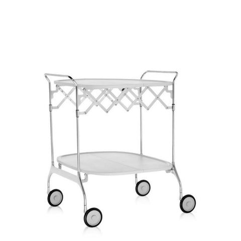 Gastone Bar Cart by Antonio Citterio with Oliver Löw
