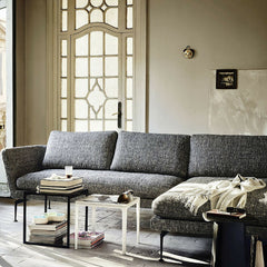 Antonio Citterio Suita Sectional Sofa in Room Vitra