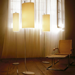 Arne Jacobsen AJ Royal Floor Lamps from Santa & Cole