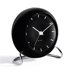 City Hall Alarm Clock by Arne Jacobsen for Rosendahl Copenhagen