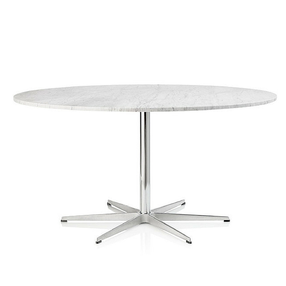 Arne Jacobsen Marble Table A827 Fritz Hansen