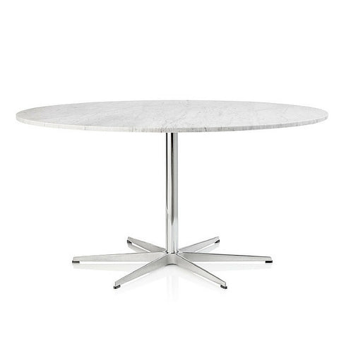 Arne Jacobsen Marble Dining Table