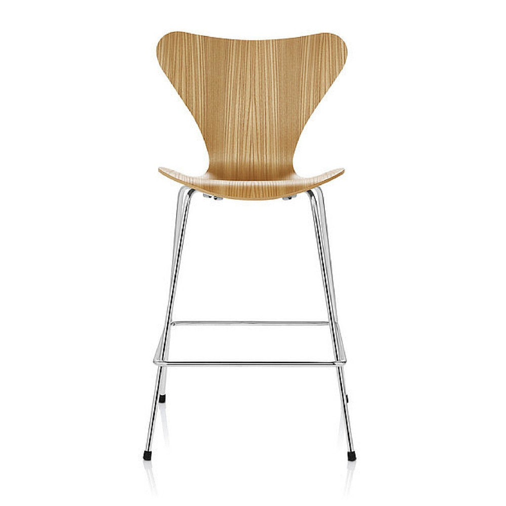 Arne Jacobsen Series 7 Stool Walnut