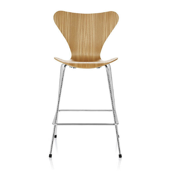 Arne Jacobsen Series 7 Bar Stool And Counter Stool