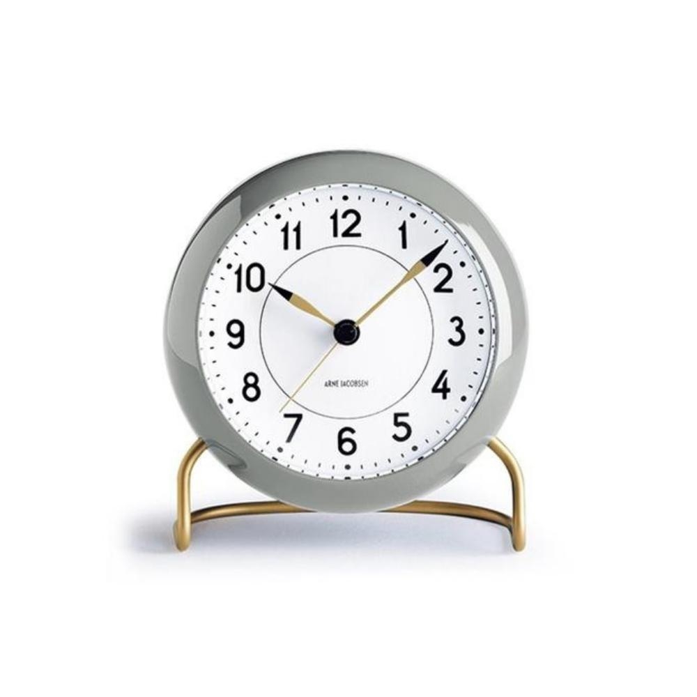 Arne Jacobsen Station Alarm Clock