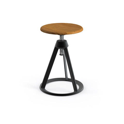 Barber Osgerby Adjustable Piton Stool