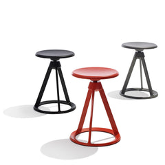 Barber & Osgerby Fixed Height Stool All 3 Colors Knoll