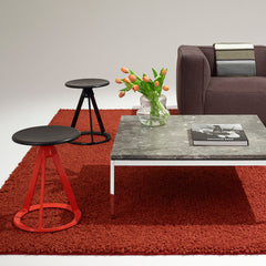 Barber & Osgerby Fixed Height Stool Florence Knoll Coffee Table