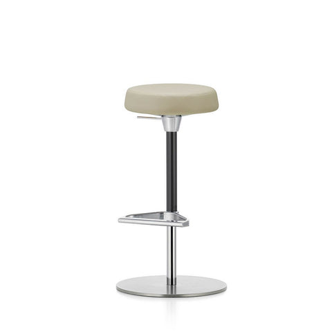 Barber & Osgerby Zeb Stool Soft Leather