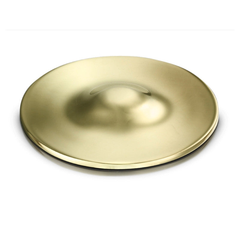 Basso Brass Wine Champagne Coaster by Claesson Koivisto Rune for Skultuna