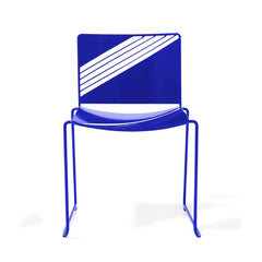 Bend Cafe Chair Blue