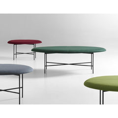 Bernhardt Design Aire Stools by Terry Crews Jewel Tones All Sizes