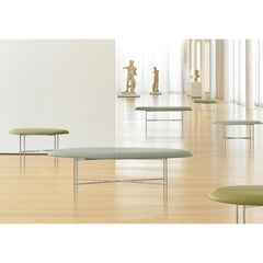 Bernhardt Design Aire Stools by Terry Crews in North Carolina Museum of Art