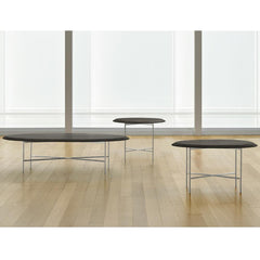 Bernhardt Design Float Tables by Terry Crews in NC Art Museum
