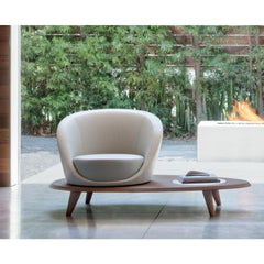 Bernhardt Design Lilypad by Terry Crews in Indoor-Outdoor Living Room