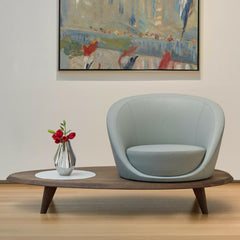 Bernhardt Design Lilypad by Terry Crews in North Carolina Museum of Art