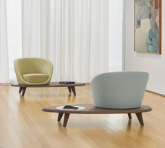 Bernhardt Design Lilypads by Terry Crews in North Carolina Museum of Art