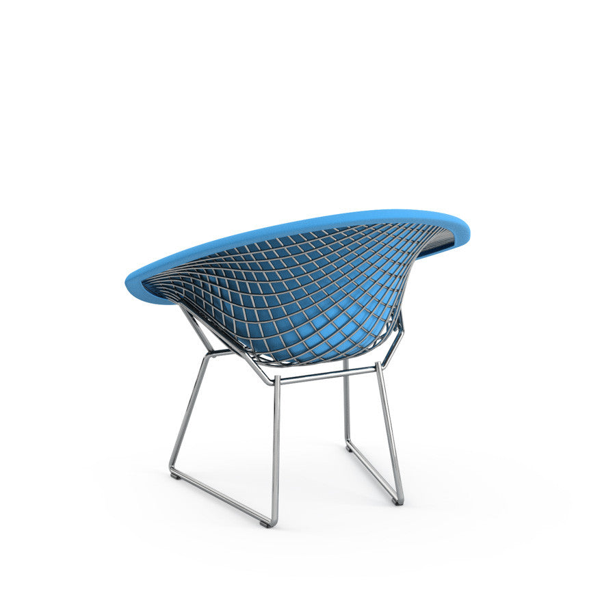 Delicieux Kids Bertoia Diamond Chair With Light Blue Cover